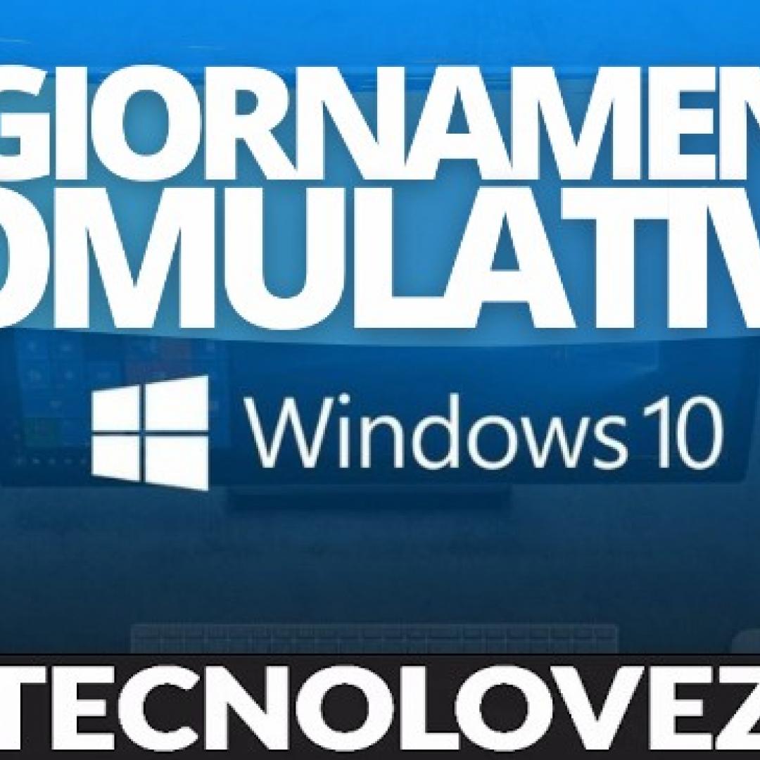windows 10 kb5003637 aggiornamento