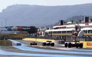 Formula 1: formula 1  francia  paul ricard