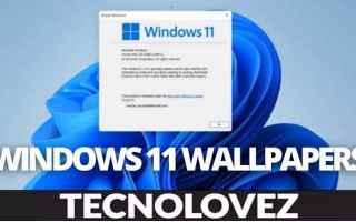 Computer: windows 11 nuovi sfondi windows 11