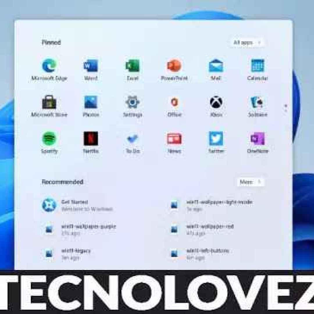 windows 11  presentazione streaming