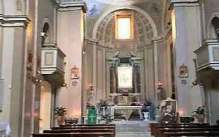 Religione: apparizione  cori  bella signora  latina