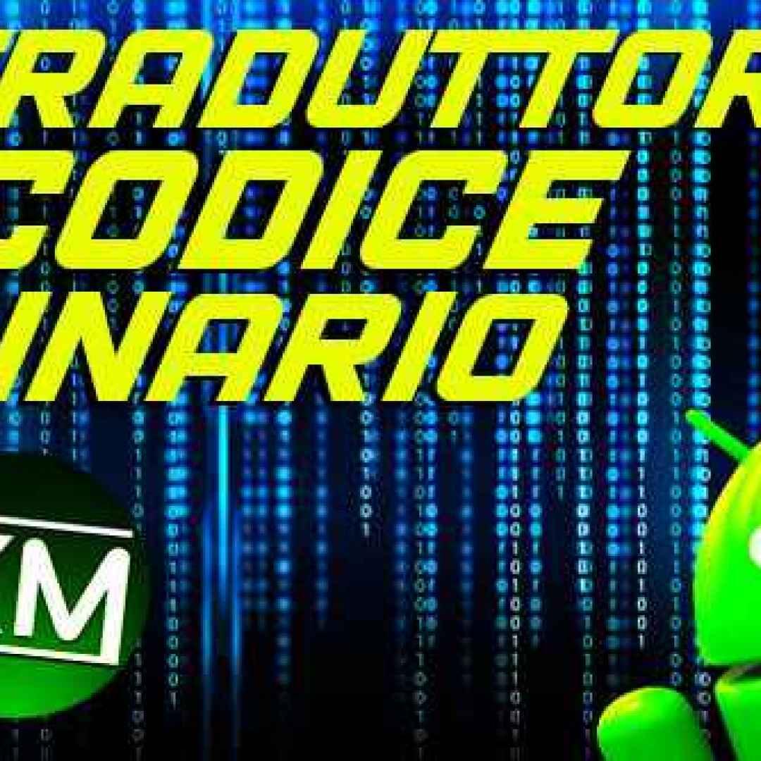 codice binario chat android app blog