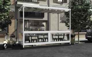 Architettura: outdoor  ristorante  business  pergola