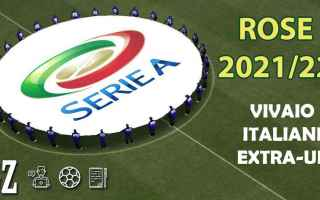Serie A: calcio  serie a  liste  sport  notizie
