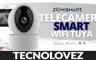 telecamera smart wifi tuya
