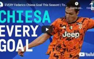 Serie A: juventus juve calcio video chiesa