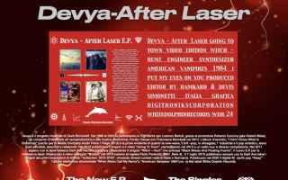 Musica: musica ep postpunk elettronica devya