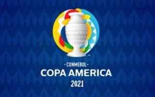Calcio: brasile  argentina  copa america