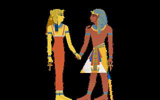 Cultura: nefertiti  akhenaton  amenofi iv  ammon