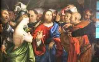 Arte: lorenzo lotto  marche  pittura