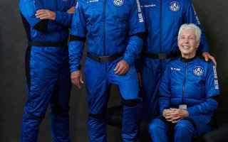 Astronomia: blue origin  new shepard
