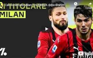 Calciomercato: milan mercato video calcio sport