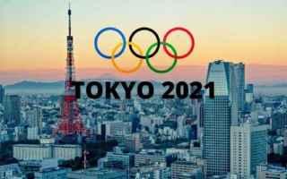 Sport: tokyo 2021  olimpiadi