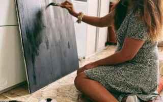 Arte: dipinto  kathleene stampa  de vita