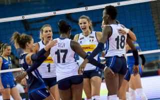 Sport: volley