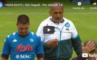 Serie A: napoli video calcio sport gol highlights