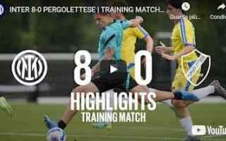Serie A: inter video calcio sport gol highlights