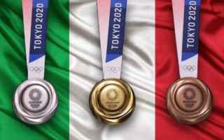Sport: olimpiadi  medaglie  oro