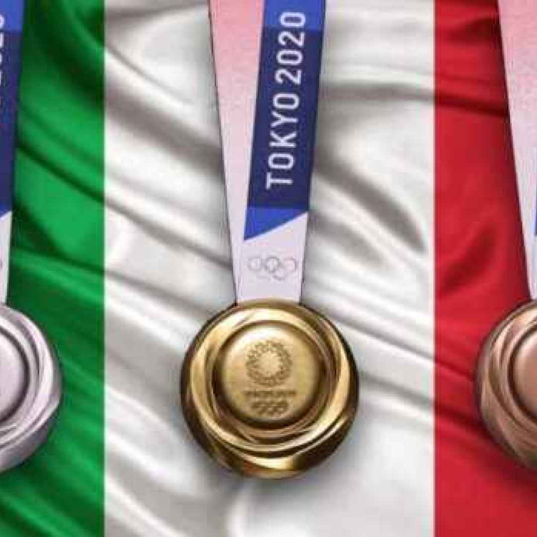 olimpiadi  medaglie  oro