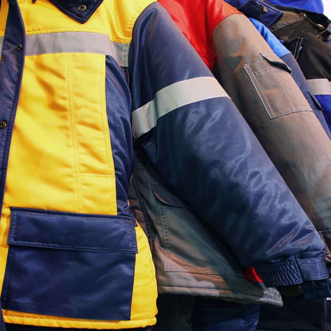 abiti da lavoro  guida lavaggio  bucato