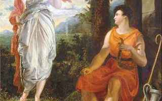 Cultura: afrodite  anchise  enea  mitologia