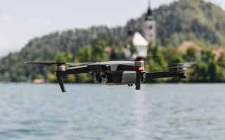 riprese aeree con drone  drone