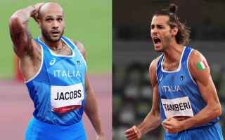 Atletica: jacobs  altetica