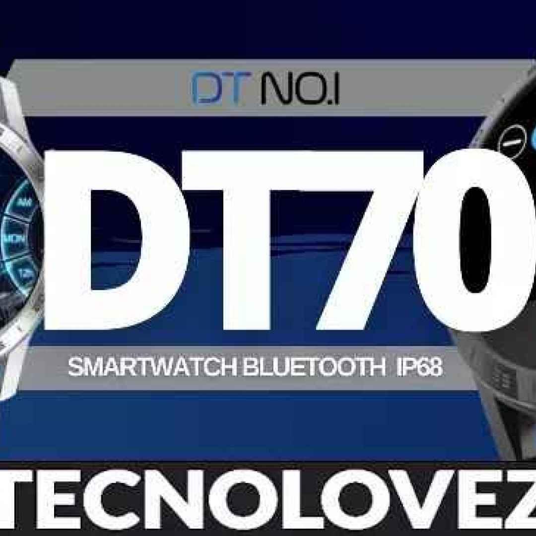 dt no.1  dt70 smartwatch