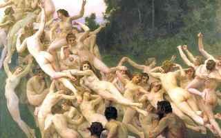 Cultura: mitologia greca  ninfe  oceanidi