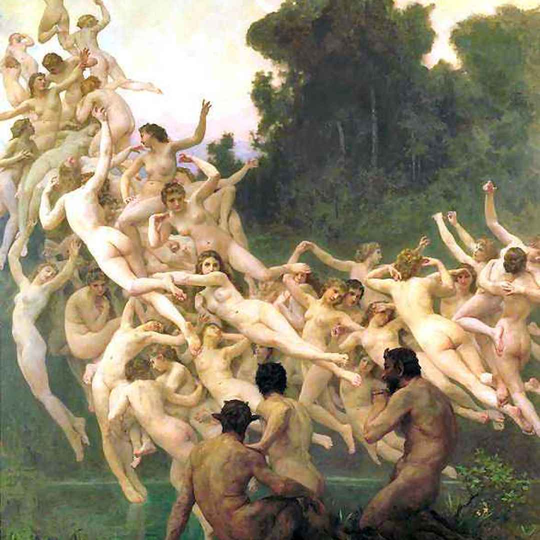 mitologia greca  ninfe  oceanidi