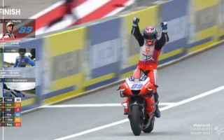 MotoGP: Gran Premio di Stiria: vince Martin
