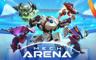 Giochi: android iphone mech videogioco download