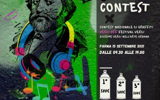 Arte: Concorso nazionale di Graffiti. Verdi Graf Montepremi 1.000€