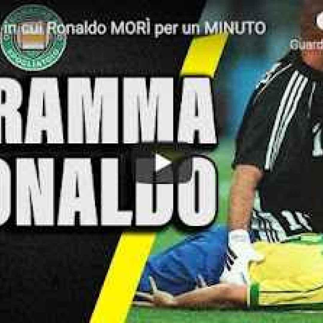 fenomeno ronaldo brasile video calcio