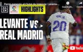 Calcio Estero: spagna real madrid video calcio real