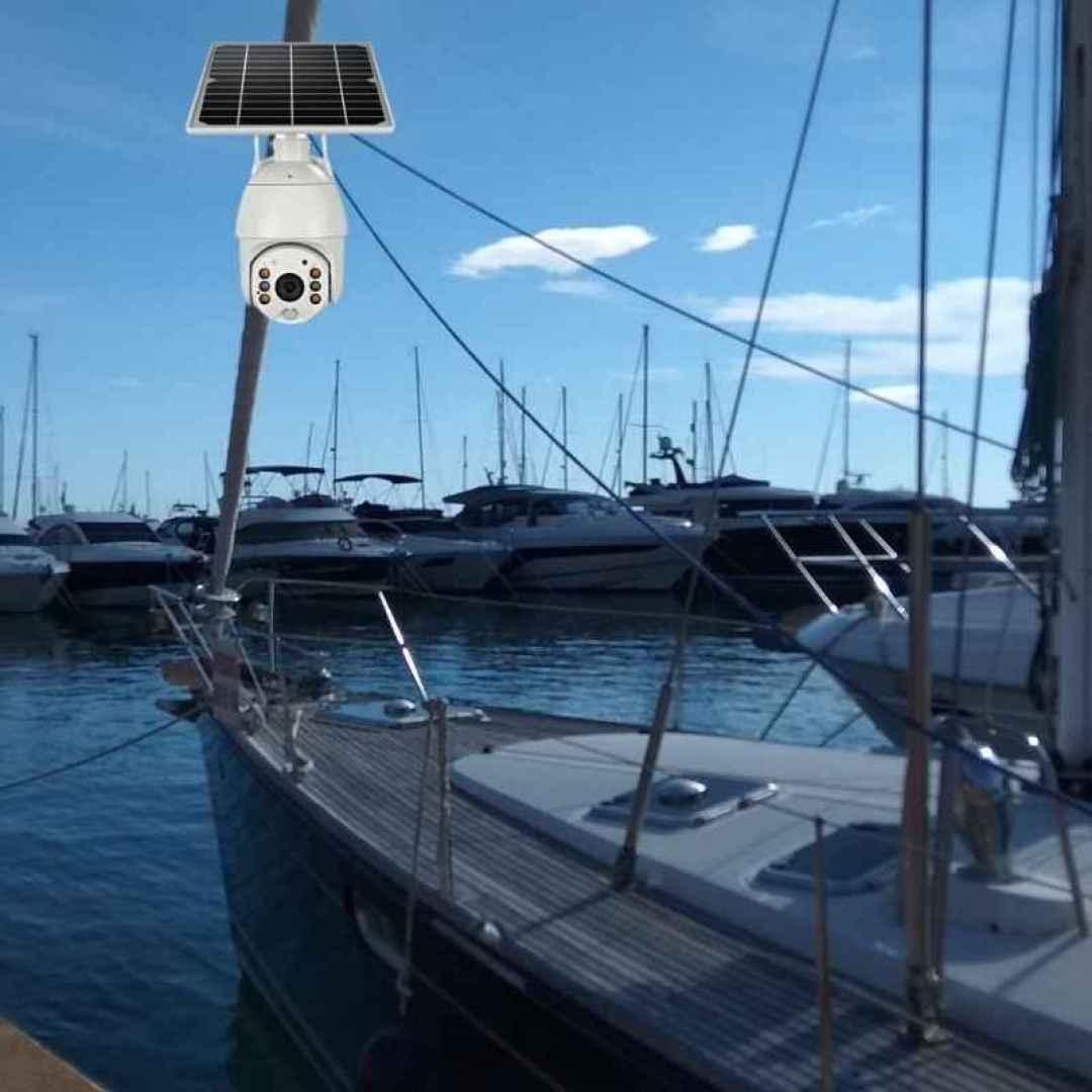 telecamere  barche  accessori nautica