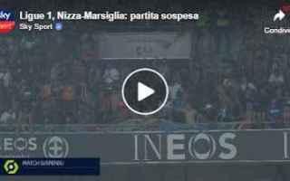 Calcio Estero: nizza marsiglia video calcio francia