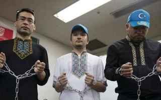 Politica: stati uniti  uyghurs  economica  usa  20