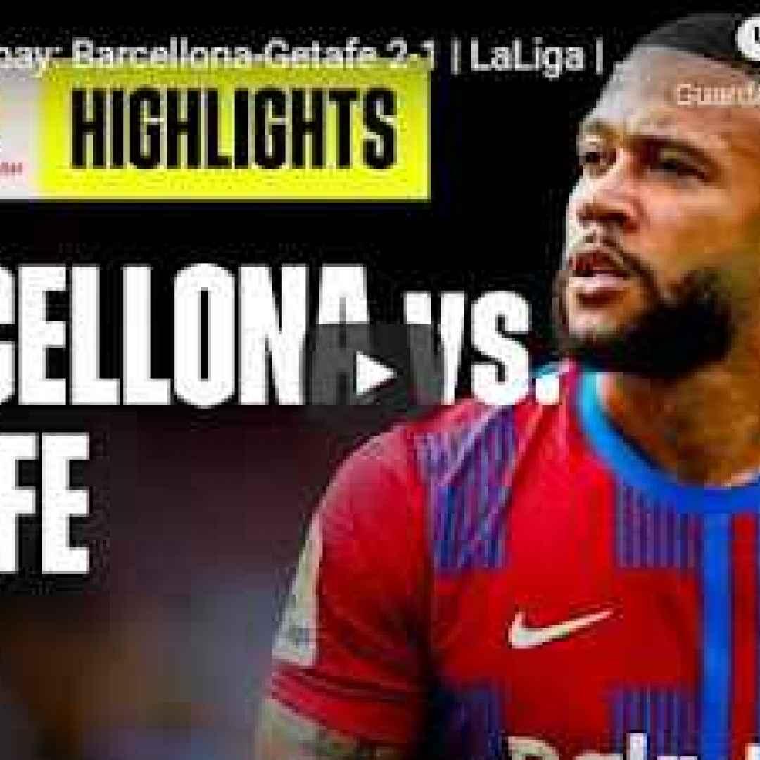barcellona spagna video calcio sport