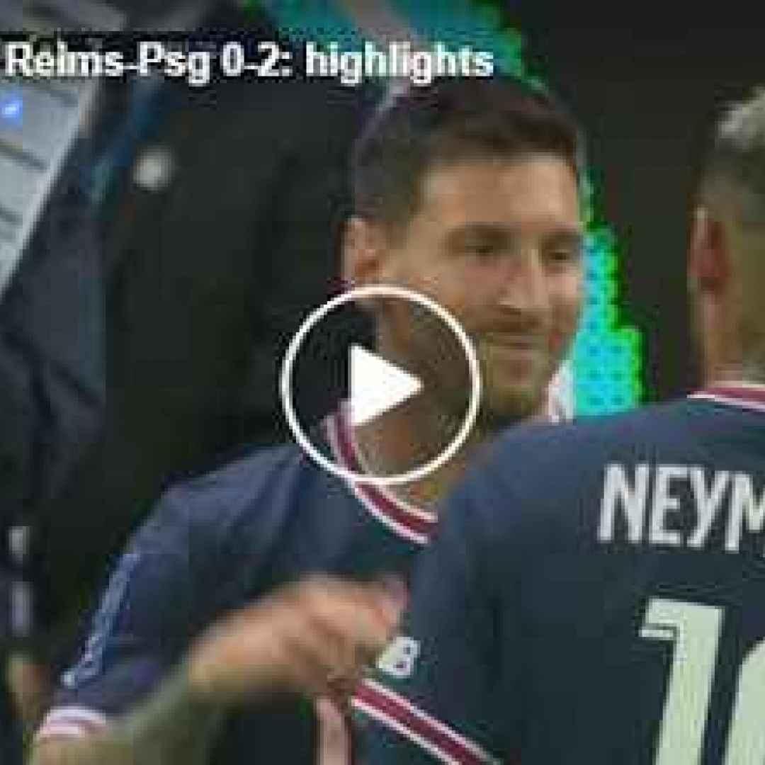 parigi psg francia video calcio gol