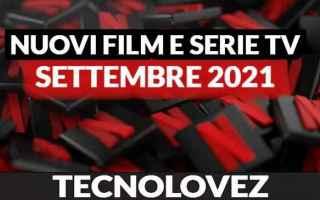 Serie TV : netflix netflix uscite settembre 2021