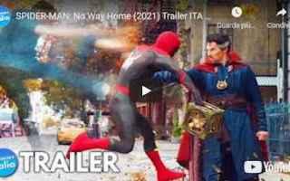 Cinema: trailer spider man film cinema video