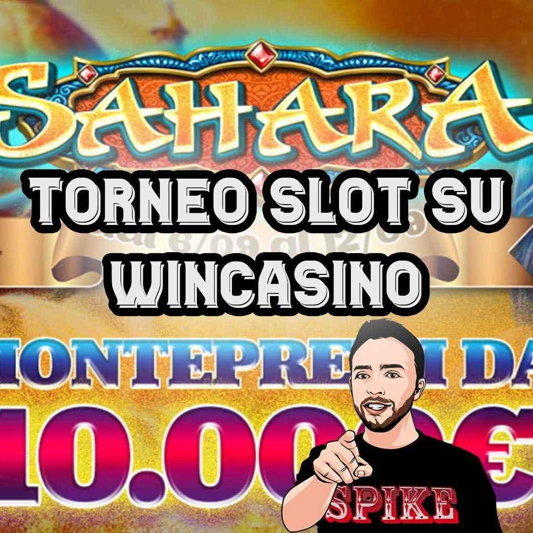 wincasino top slot torneo  gare di slot