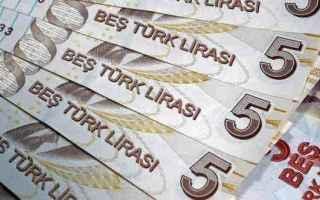 Borsa e Finanza: turchia  lira  zero spread  broker
