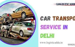 Viaggi: How To Transport Your Car In Delhi-LogisticAdda