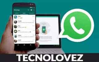 WhatsApp: whatsapp supporto multi-dispositivo