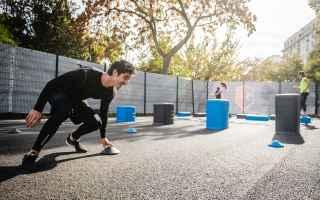 Fitness: running