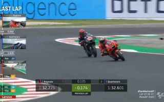 MotoGP: Gran Premio di San Marino: vince Bagnaia
