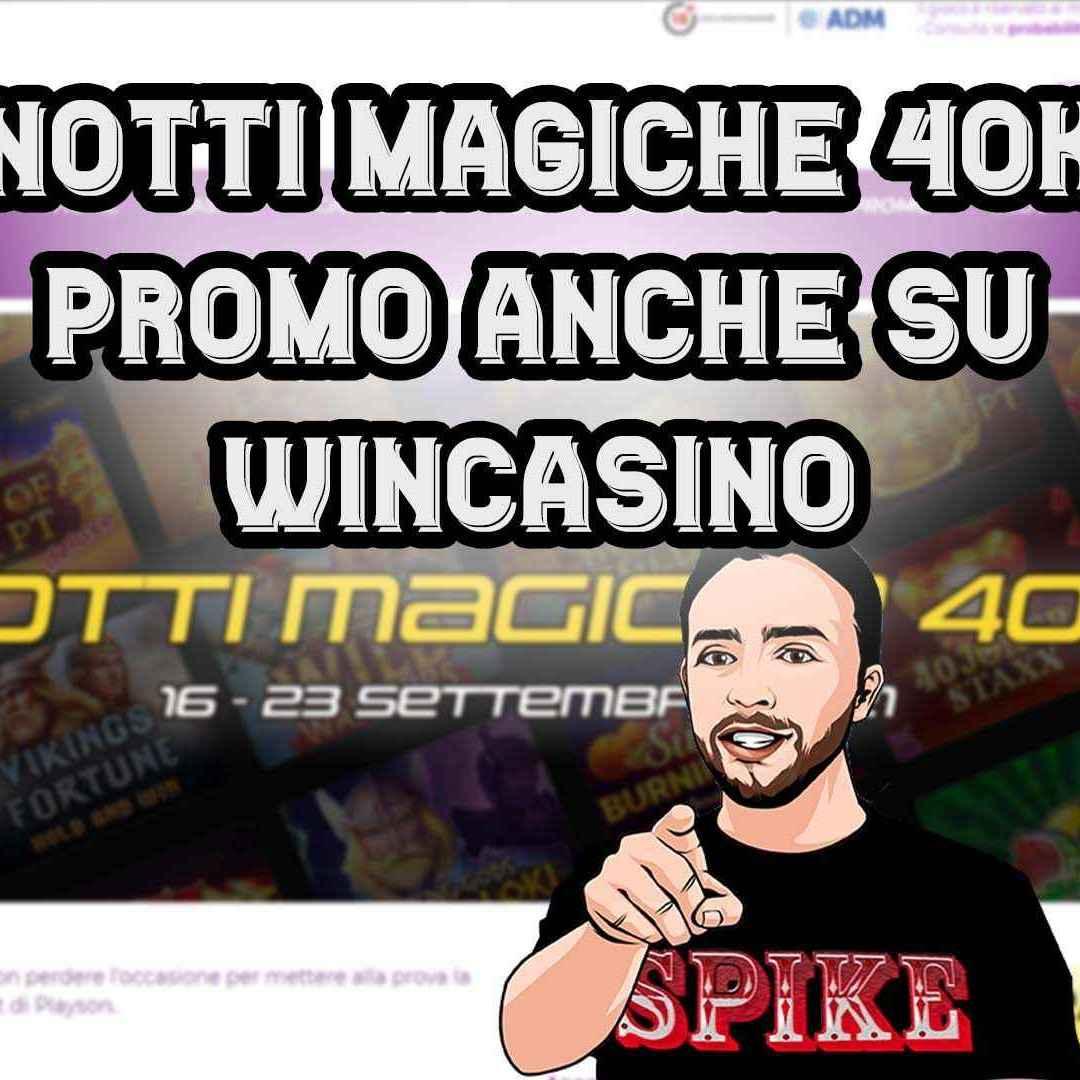 slot online  notti magiche   wincasino