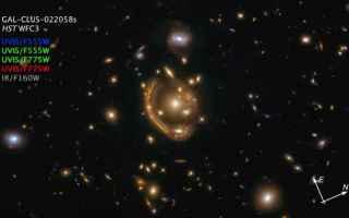 Astronomia: galassie  hubble